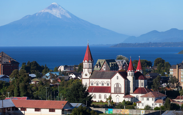 4 - Puerto Varas, Chilean Lakes District