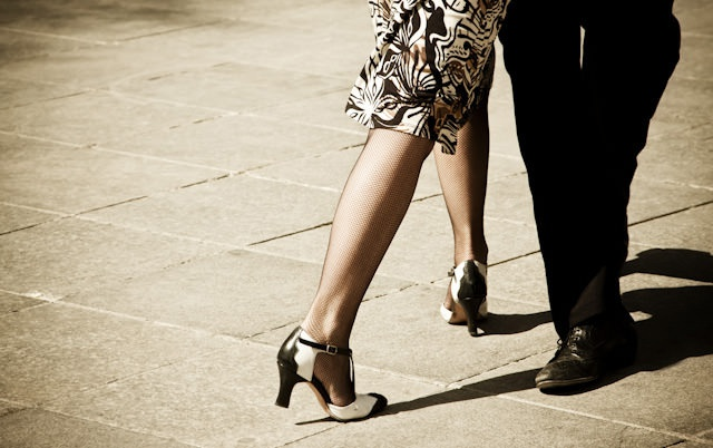 3 - Tango on the streets of Buenos Aires