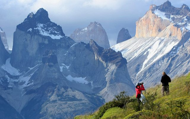 2 - Hiking in Torres del Paine National Park - Stunning!